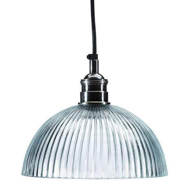 Fratelli Hanging Lamp Antique Silver