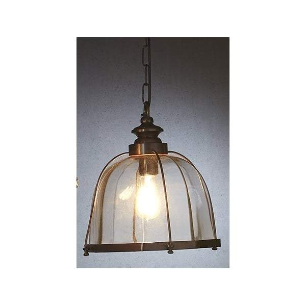 Avery Ceiling Lamp in Antique Brass - House of Isabella AU