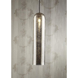 Moroccan Pipe Ceiling Lamp Nickel