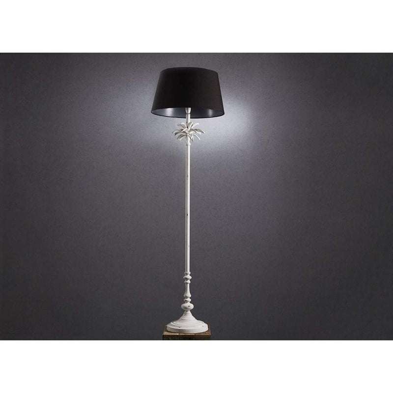 Casablanca Floor Lamp Base White - House of Isabella AU