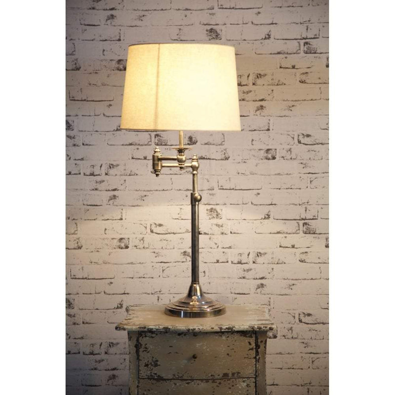 Macleay Swing Arm Table Lamp Base AS - House of Isabella AU