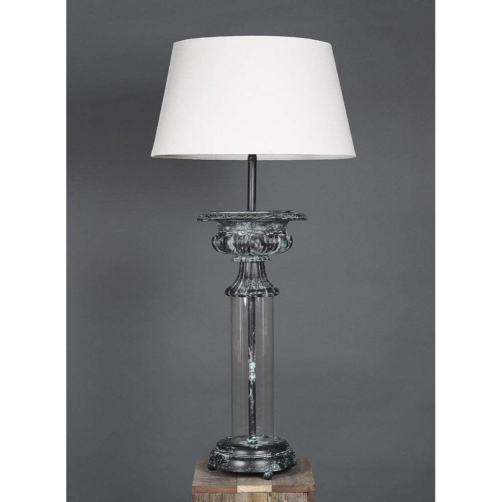 Parch Glass Table Lamp Base - House of Isabella AU