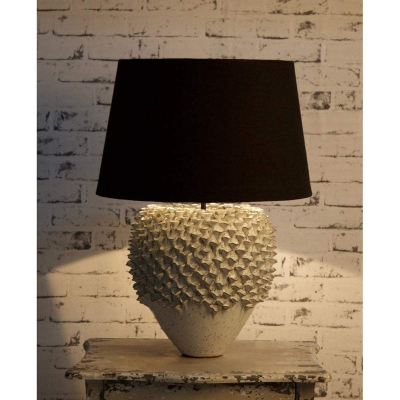 Warwick Table Lamp Base Cream - House of Isabella AU