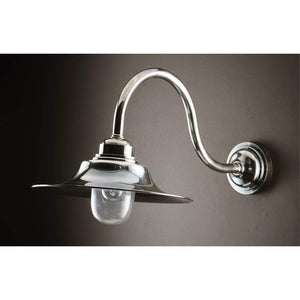 Monteray Wall Sconce in Antique Silver