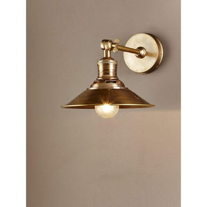 Bristol Wall Sconce in Antique Brass