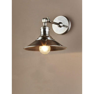 Bristol Wall Sconce in Antique Silver