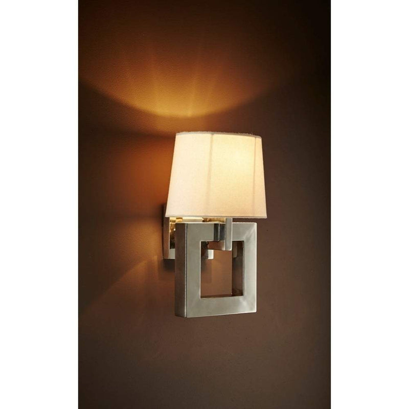 Beverly Wall Sconce Nickel