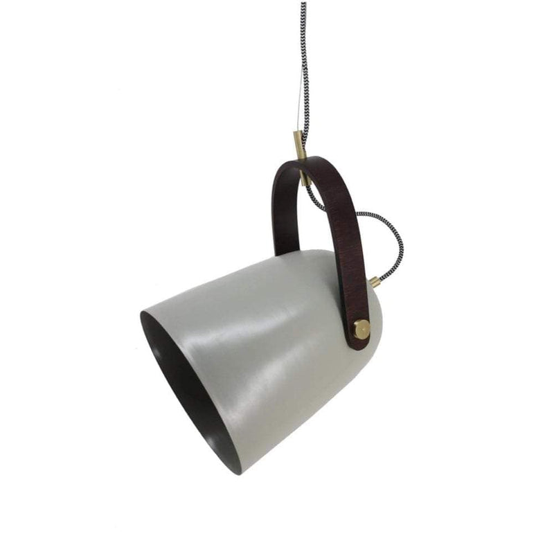 Kingston Hanging Lamp in Grey