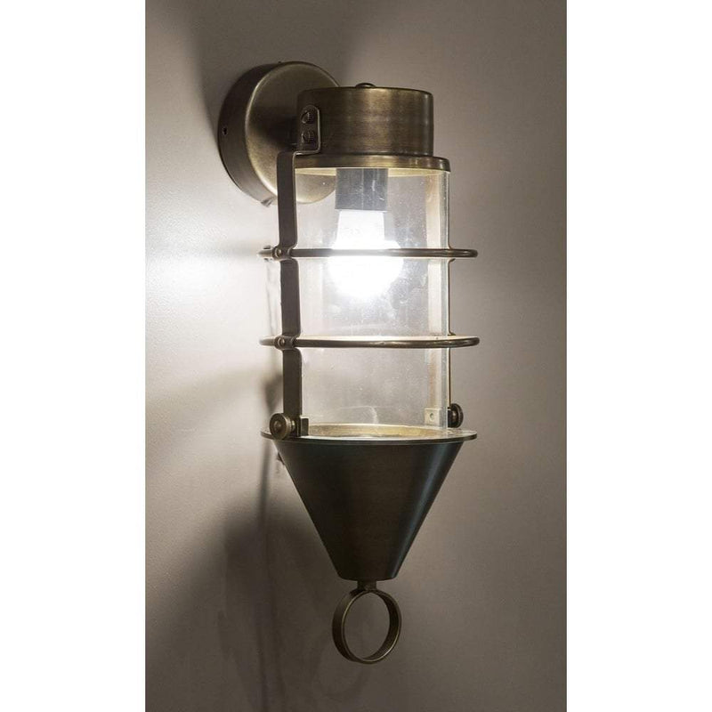 Eastwood Wall Lamp in Brass - House of Isabella AU
