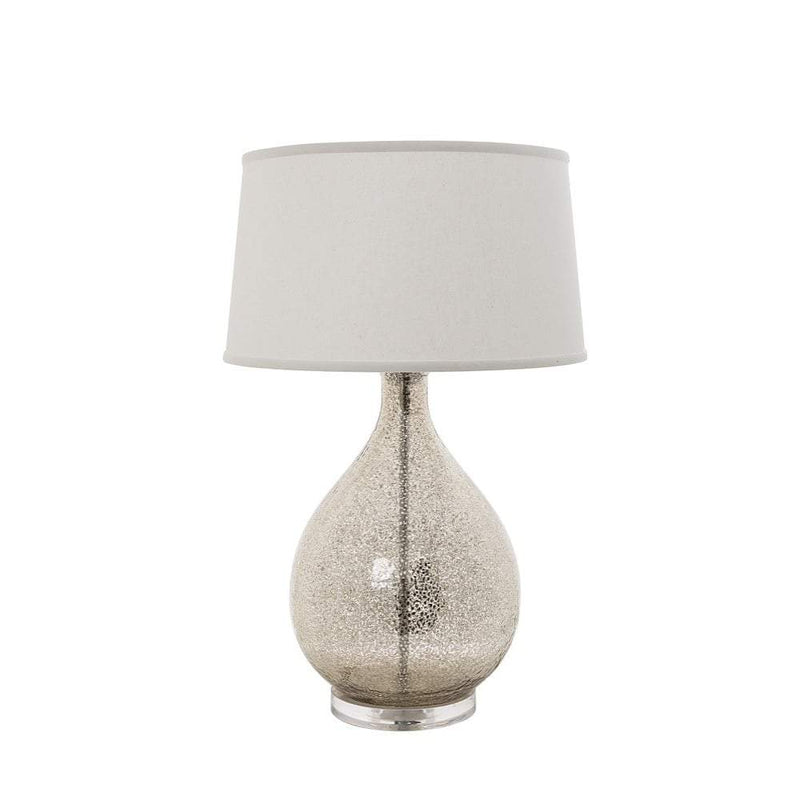 Brompton table lamp with off white shade - House of Isabella AU