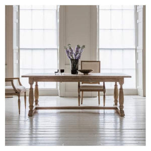 Makassar Extending Dining Table