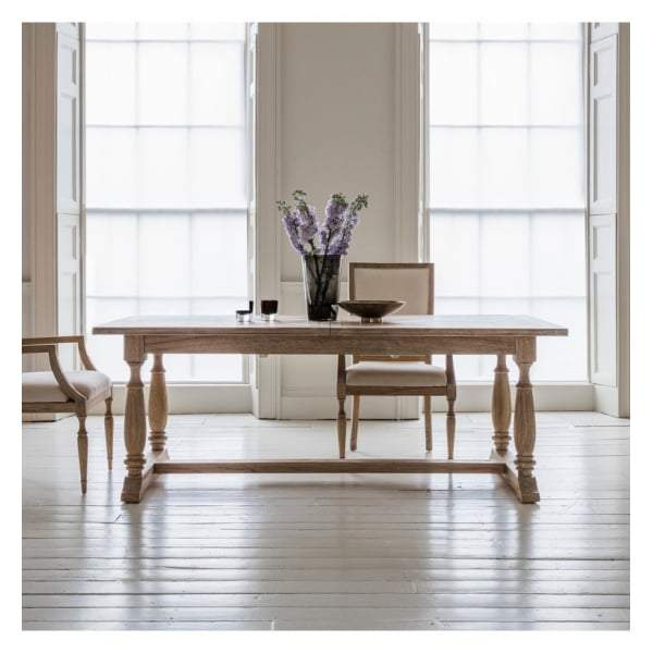 Makassar Extending Dining Table - House of Isabella AU