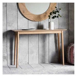 Madina Console Table W1200 x D380 x H800mm