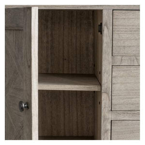 Makassar 2 Door,3 Drawer Sideboard W1600 x D475 x H800mm