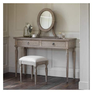 Makassar Dressing Table W1200 x D400 x H800mm