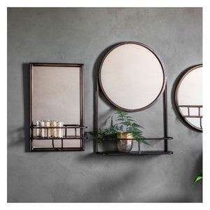Clara Mirror Rectangle 300x100x480mm