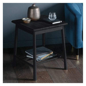 Walter Side Table Black