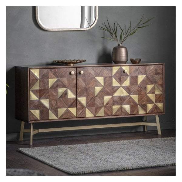 Vivian 3 door Sideboard