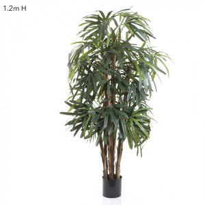 Artificial Raphis Palm (Thin Leaf) 1.2m