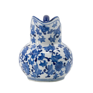 Ming Luxe Decorative Jug