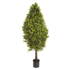 Artificial Boxwood Cone W/2160 Lvs 90cm