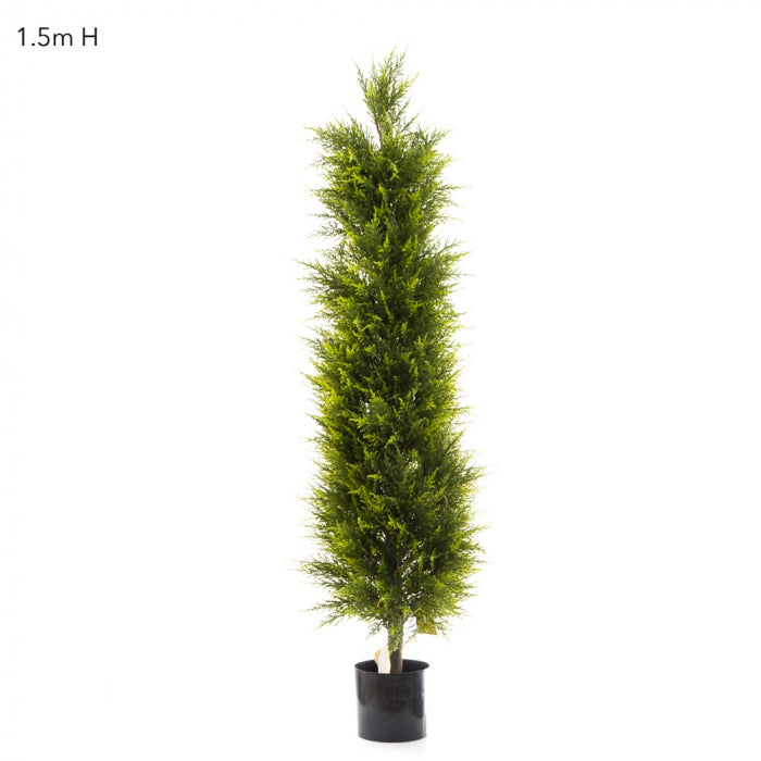 Artificial Cypress Pine 1.5m - House of Isabella AU