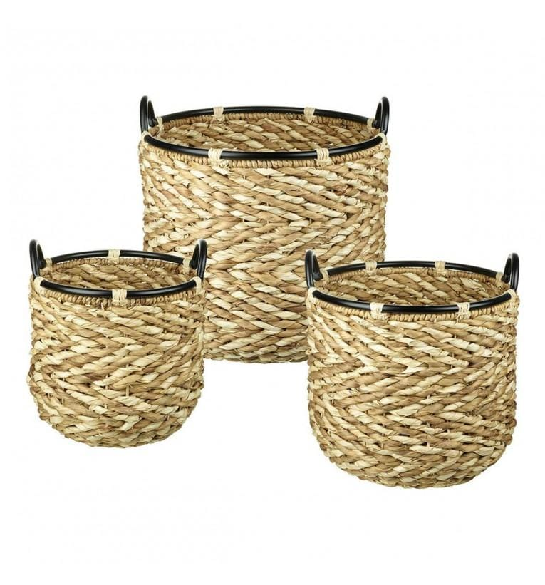 Bibury Basket Natural (Set of 3)
