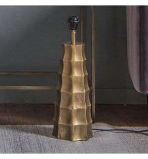 Harle Table Lamp Antique Brass