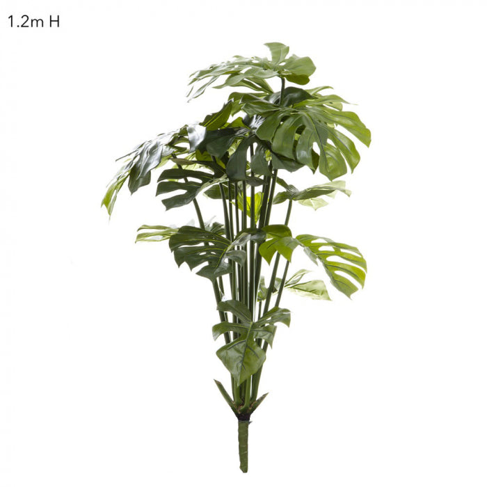 Artificial Split-Leaf Philodendron 1.2m No pot - House of Isabella AU