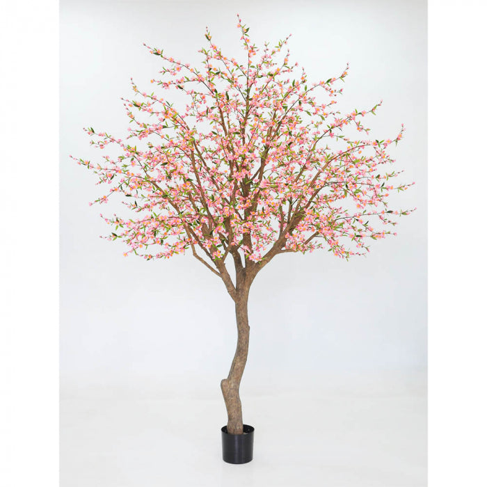 Artificial 2.4m Giant Cherry Blossom Tree 2925 lvs, - House of Isabella AU