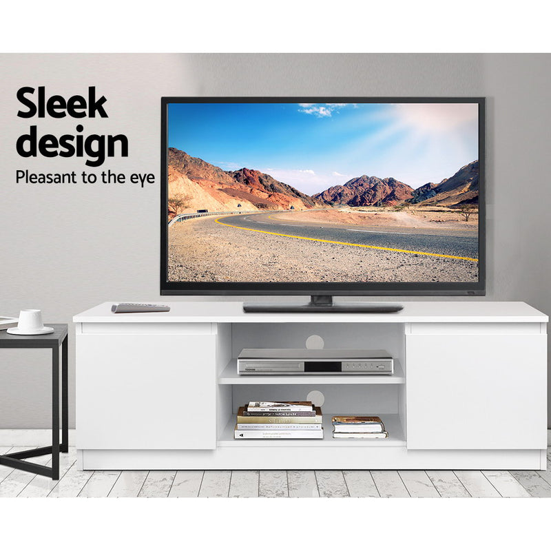 Artiss TV Entertainment Unit - White