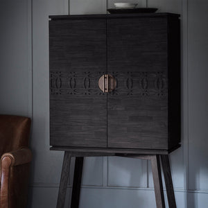 Brinda Boutique Cocktail Cabinet