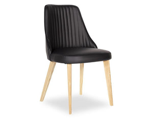 Lisboa Chair - Natural - Black