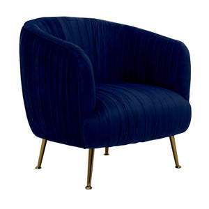 Navarra Chair Navy Velvet