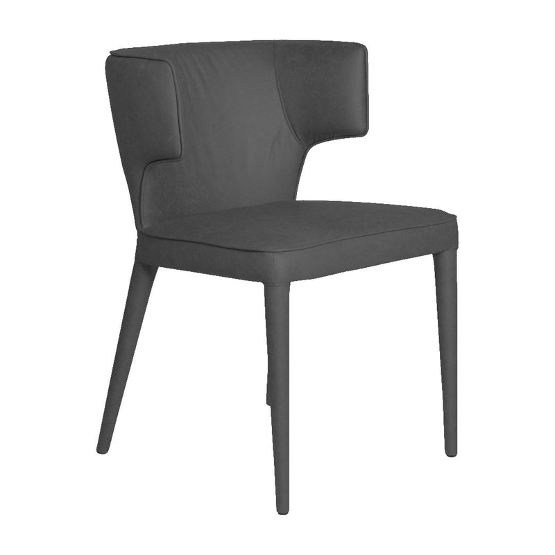Portofino Dining Chair - Washed Black