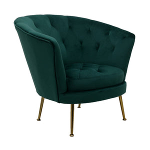 Sophia Chair Green