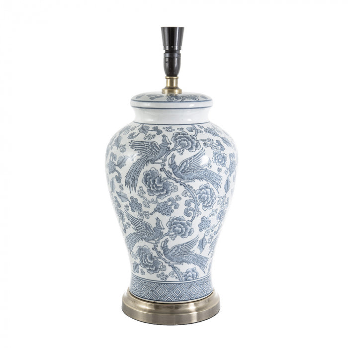 Aviary Table Lamp Base - House of Isabella AU