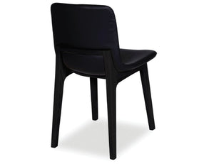 Ara Chair - Black - Black Pad