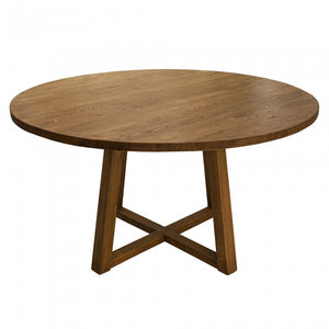 Denver Oak Dining Table