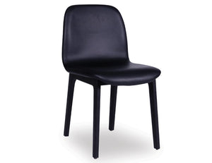 Maxwell Chair - Black - Black Pad