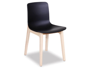 Ara Chair - Natural - Black Shell