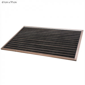 Door Mat Copper Extra Large