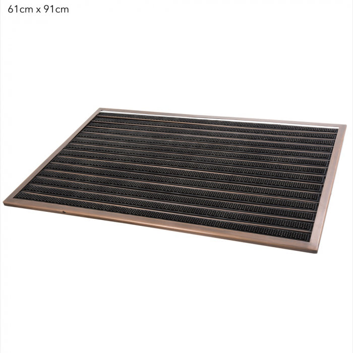 Door Mat Copper Extra Large - House of Isabella AU