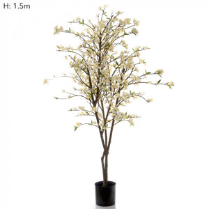Artificial Cherry Blossom Tree 152cm 252Lvs