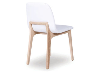 Maxwell Chair - Natural - White Pad