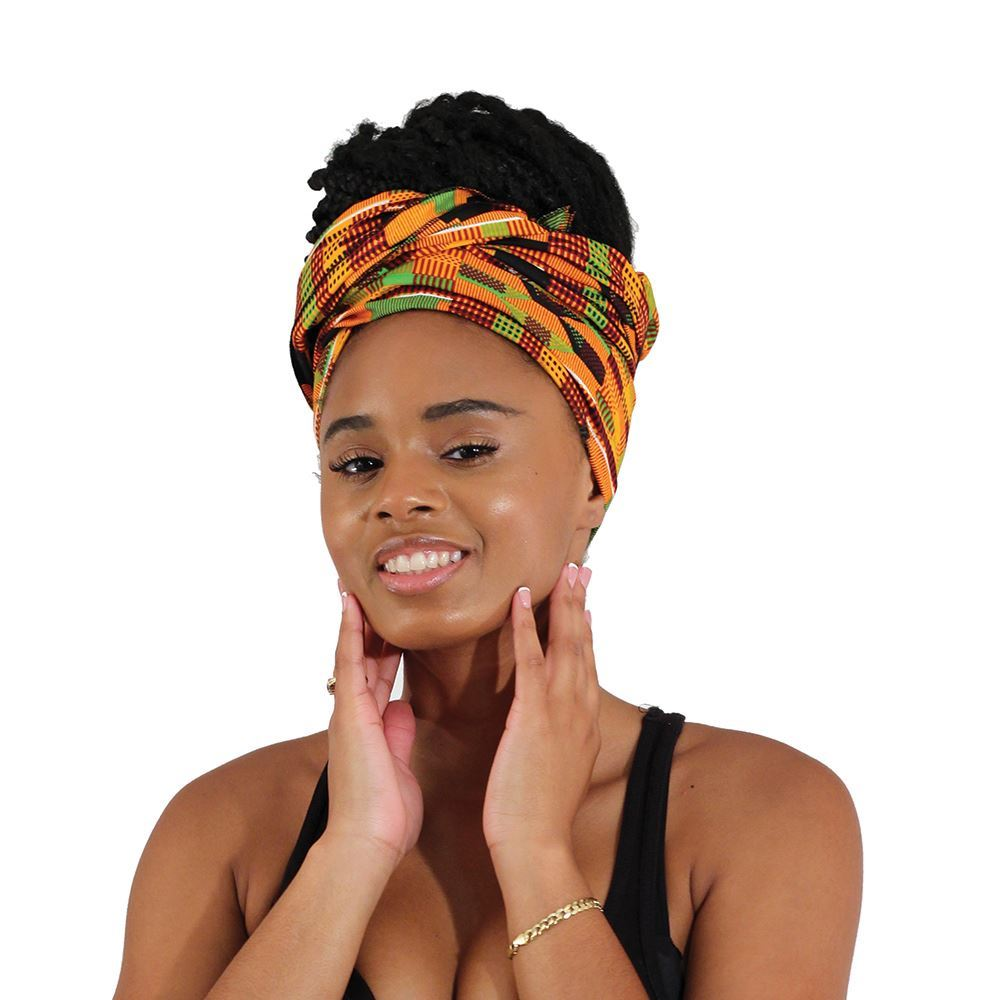 Kente The OG Headwrap