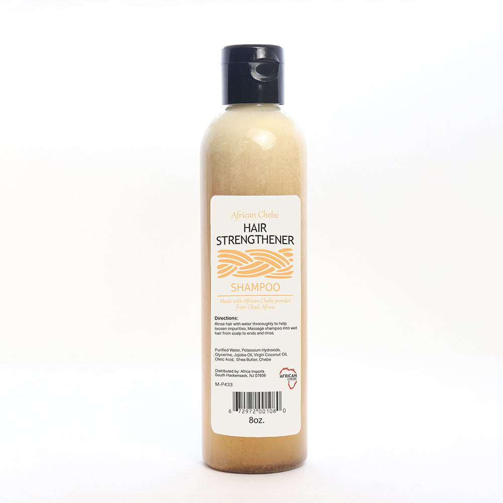 African Chebe Hair Strengthening Shampoo & Conditioner