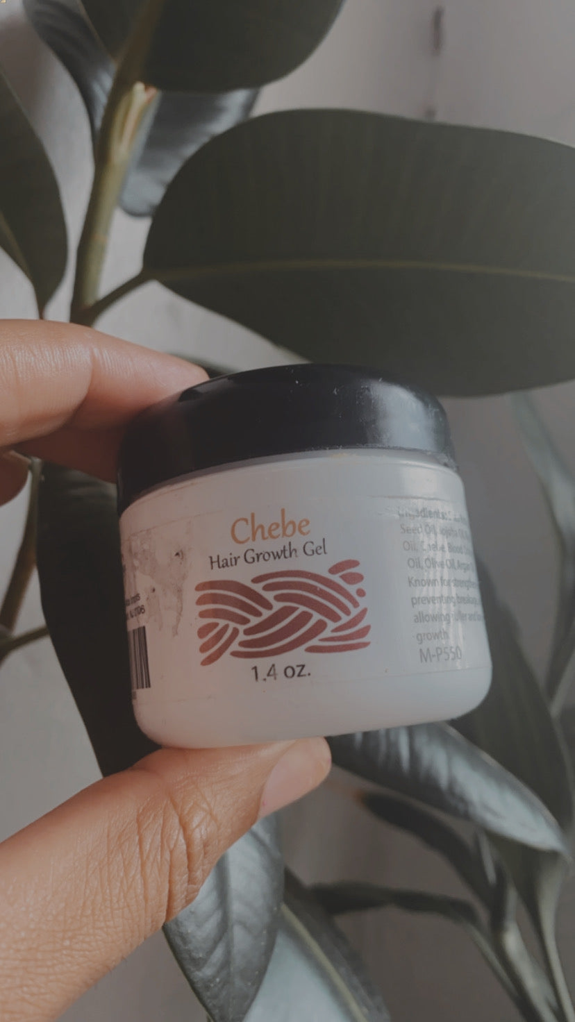 Chebe Hair Growth Butter (1.4oz) *misprinted labels*