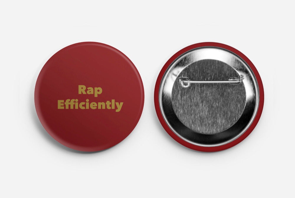 Rap Efficiently Pin