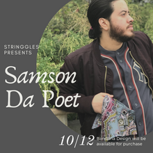 Load image into Gallery viewer, Samson Da Poet Bandana Collab Limited Edition